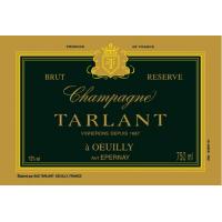 Champagne Tarlant – Réserve Demi-sec
