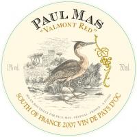 Paul Mas Valmont rouge