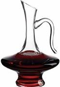 Carafe à vin socle