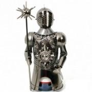 Porte bouteille chevalier lance